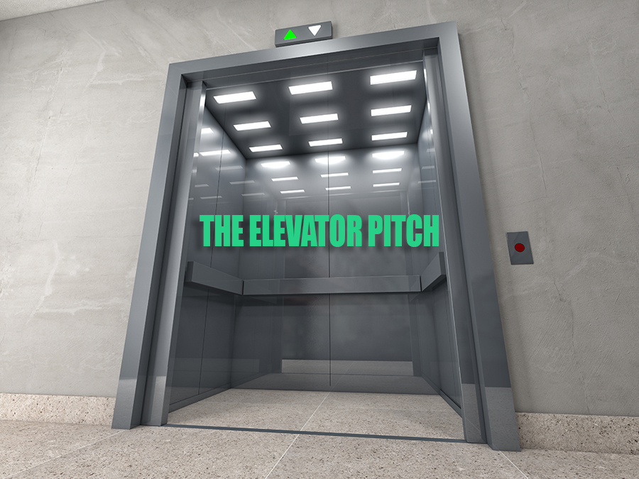 Lift your potential with the Elevator Pitch