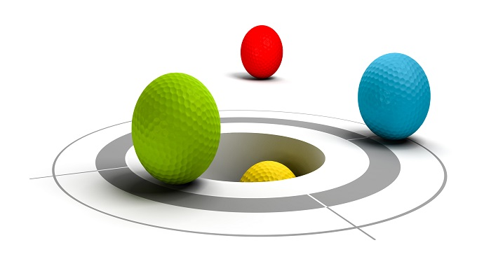 Target Marketing – Get the ball on the green